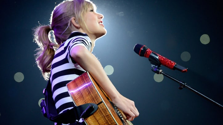 Taylor Swift's 'Red' Tour: Her Amps Go Up to 22