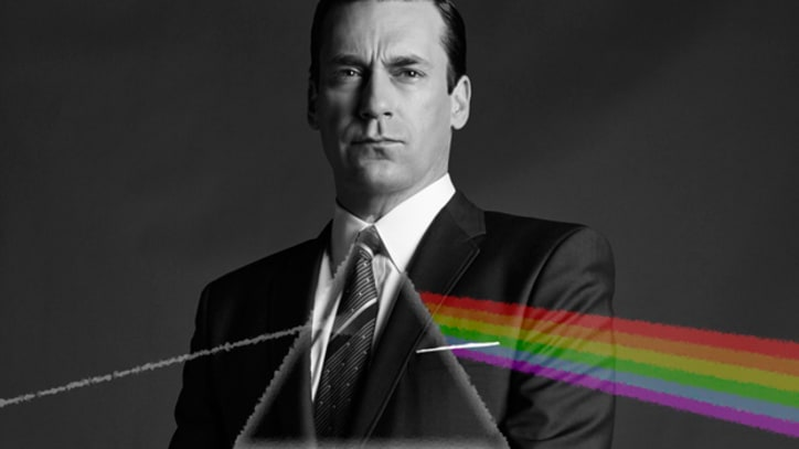 Dark Side of the 'Mad Men': The Pink Floyd/Sterling Cooper Connection