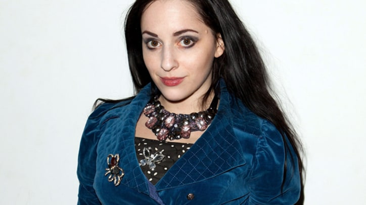Molly Crabapple, Occupy's Greatest Artist, Opens Show This Weekend