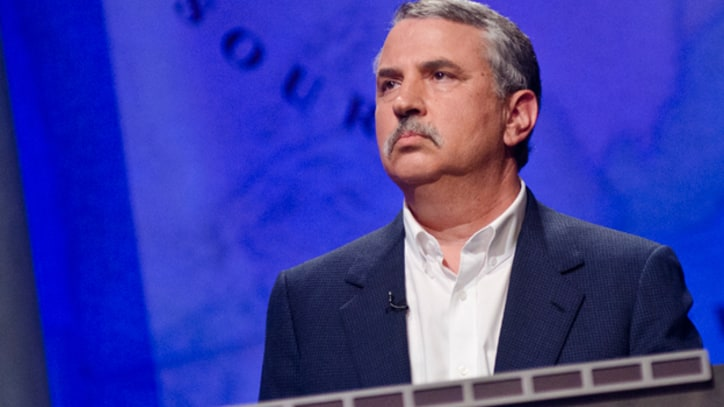 Come Up With the Ultimate Thomas Friedman Porn Title