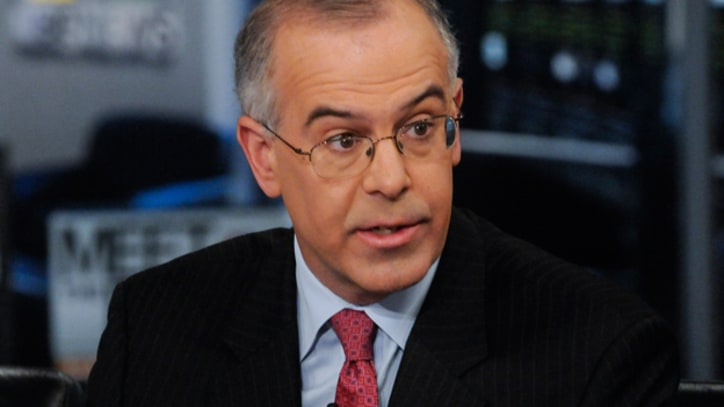 David Brooks Wonders Why Men Can't Find Jobs: Comedy Ensues