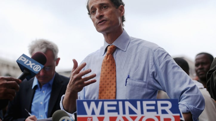 Electing Anthony Weiner Isn't As Funny As It Sounds