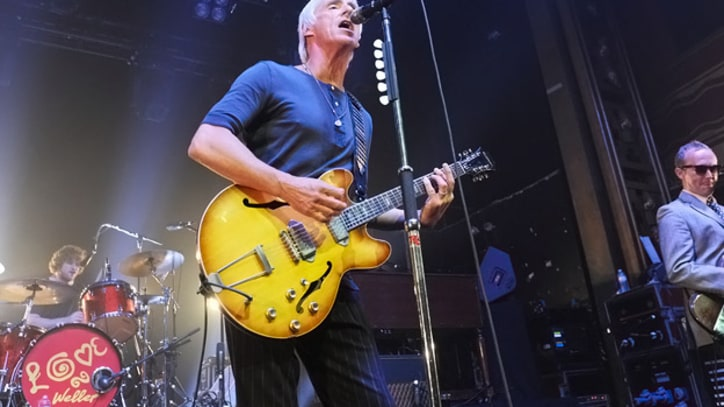 Heavy Soul and Vintage Values: Paul Weller Opens U.S. Tour at New York's Apollo Theater