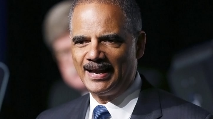 DOJ Compounds Stat Screwup by Whitewashing Old Eric Holder Speech