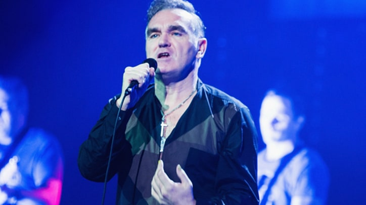 Morrissey's Autobiography: The Dream Is Gone but the Book Is Real