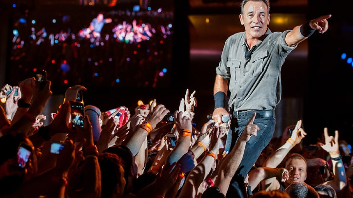 My Year in Rock With Springsteen, Lou Reed and Lots of Guitars