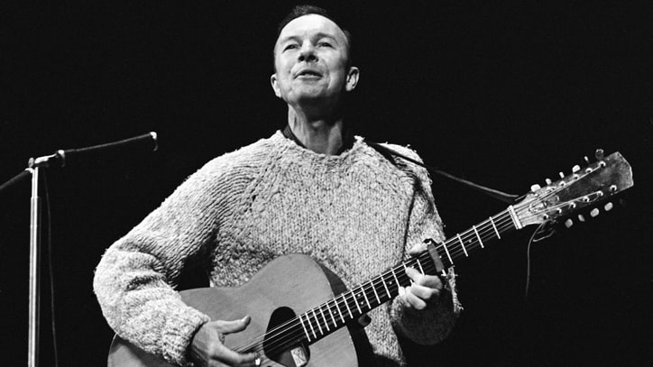 Fricke's Picks Radio: Pete Seeger, Some Byrds and the Mighty Hannibal
