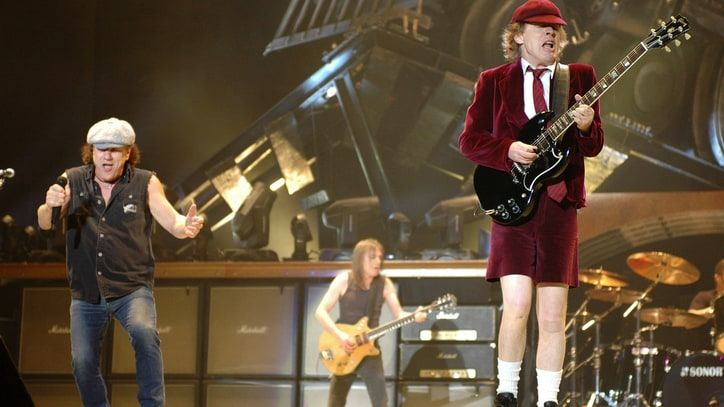 AC/DC Heading Into the Studio This Spring