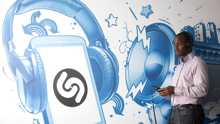 Can Shazam Predict the Next Big Hit?