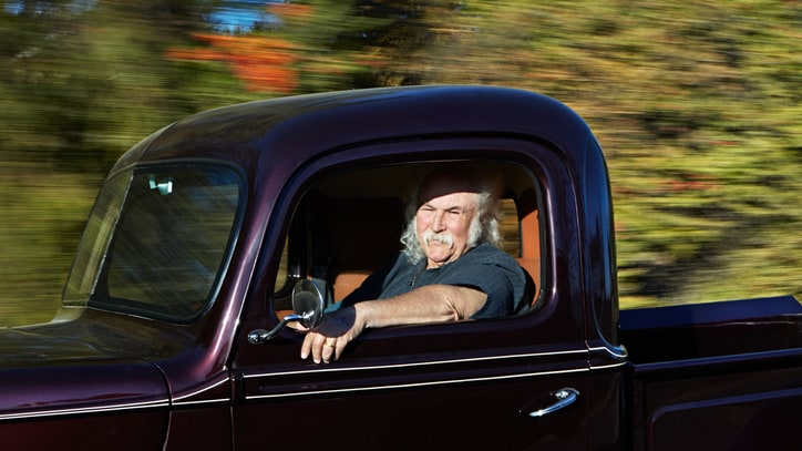 David Crosby: The Golden Years of Rock's Unlikeliest Survivor