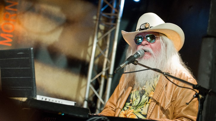 Leon Russell Covers Billy Joel, Brings in Big Bands for 'Life Journey'