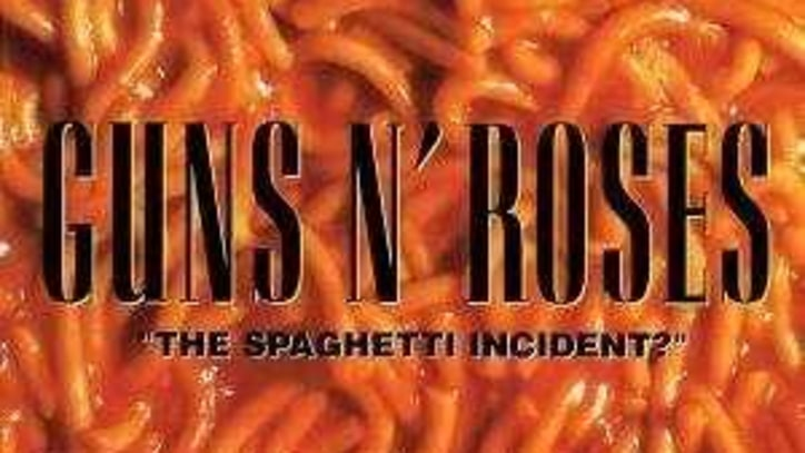 The Spaghetti Incident?