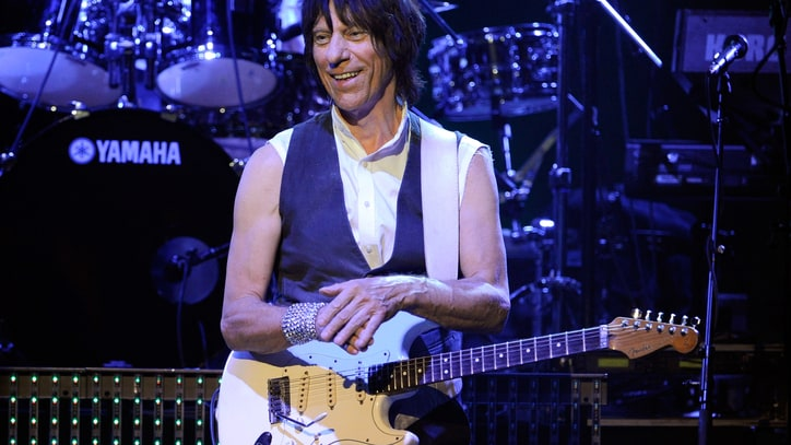 Jeff Beck Readying 'Very Important Album'