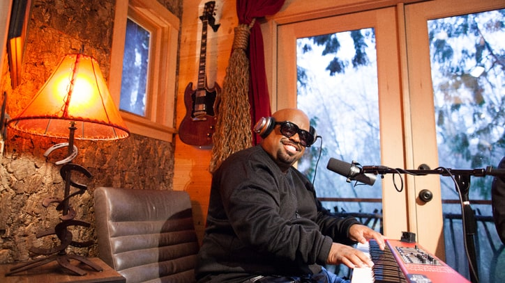 Journey Inside Cee Lo Green's Wondrous Treehouse Studio