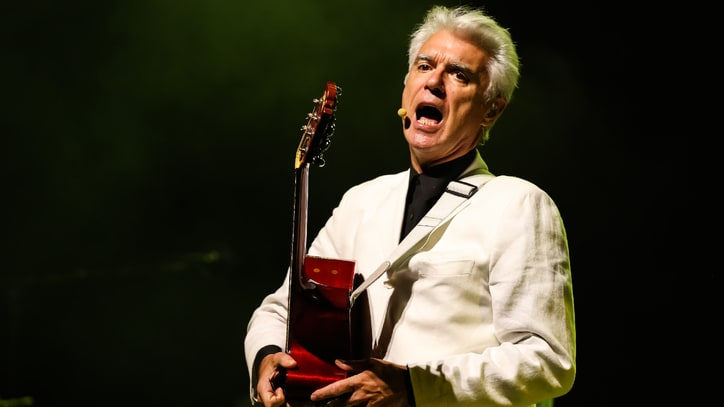 David Byrne to Cover Biz Markie's 'Just a Friend' at Copyright Concert