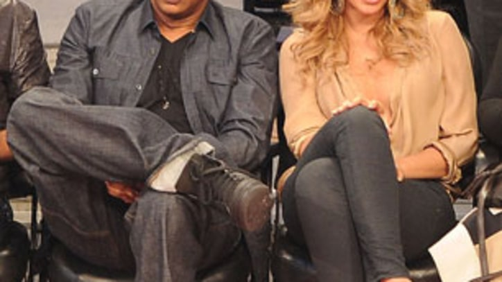 Hang Out With Jay-Z at a Knicks Game