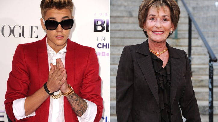 Justin Bieber Is 'Making a Fool Out of Himself,' Says Judge Judy