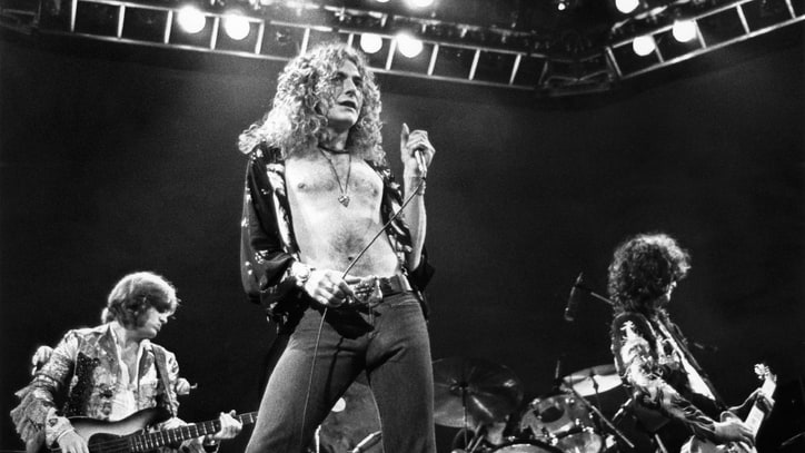 Listen to Unreleased Led Zeppelin Tapes for 'Physical Graffiti'