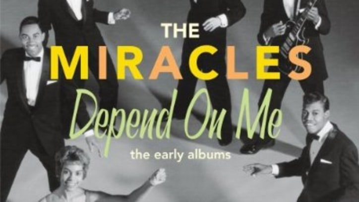 Depend On Me: The Early Albums