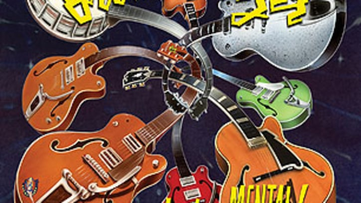 Listen: Brian Setzer Goes Bluegrass on 'Earl's Breakdown'