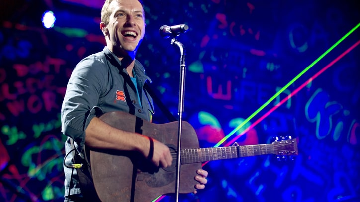 Coldplay Work 'Magic' on New Song, Name New Album 'Ghost Stories'