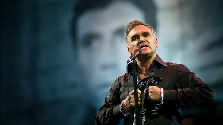 Morrissey Names New Album 'World Peace Is None of Your Business'