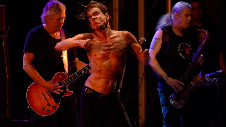 Iggy and the Stooges Face Uncertain Future