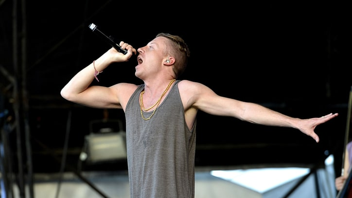 Macklemore Tops Billboard's List of Top 100 Hot Rap Songs
