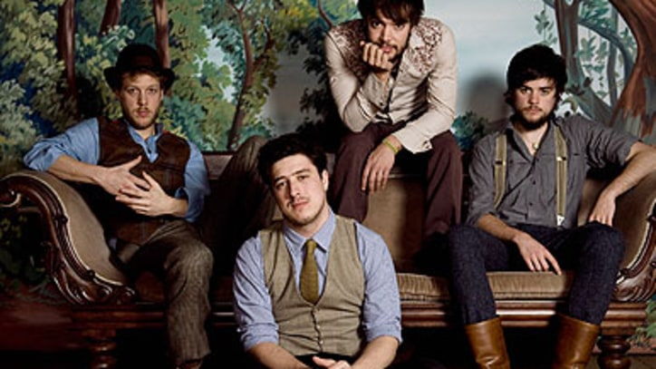Mumford & Sons to Record New Album This Year
