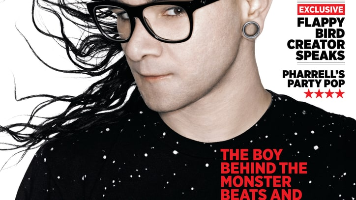 How Skrillex Took Over the Globe: Inside Rolling Stone's New Issue