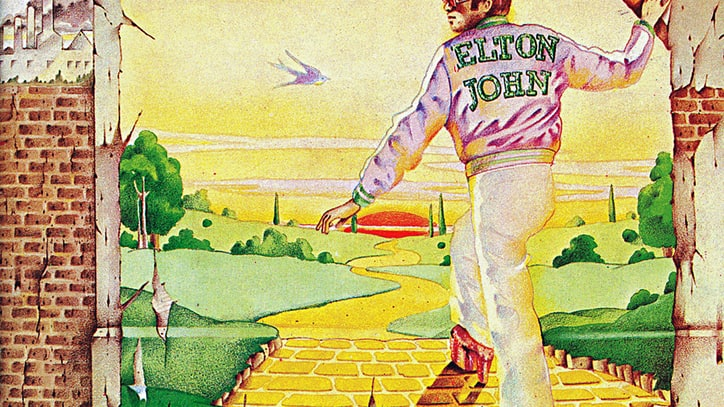 Elton John and Bernie Taupin Look Back At 'Goodbye Yellow Brick Road'