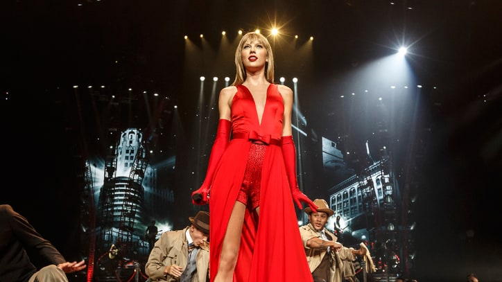 Taylor Swift, Kenny Chesney Top Billboard's Money-Maker List