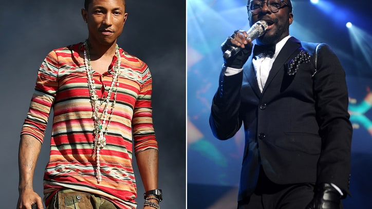 Pharrell Williams and Will.i.am Settle Trademark Lawsuit