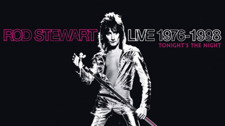 Hear 13 Previously Unreleased Rod Stewart Live Tracks - Album Premiere