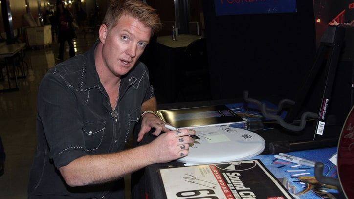 Josh Homme on 'F--k the Grammys' Comment: 'I Was Really Drunk'