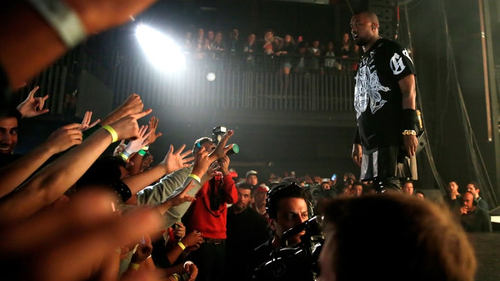 Jay Z and Kanye West Go H.A.M. at SXSW