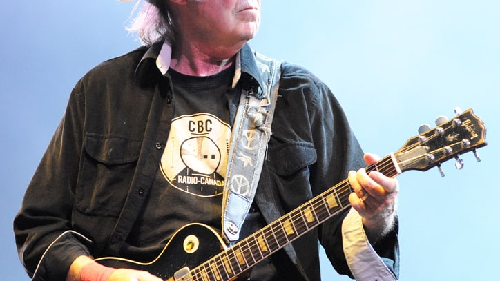 Neil Young on Pono, His New Album and Using LPs as Roof Shingles