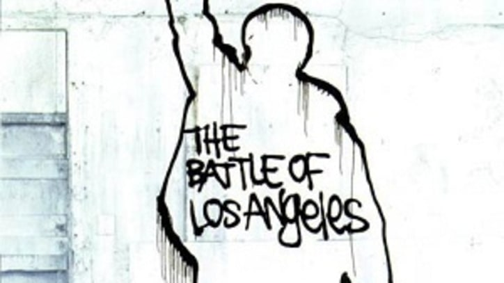 The Battle Of Los Angeles