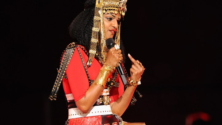 NFL Sues M.I.A. for $16.6 Million Over Super Bowl Middle Finger