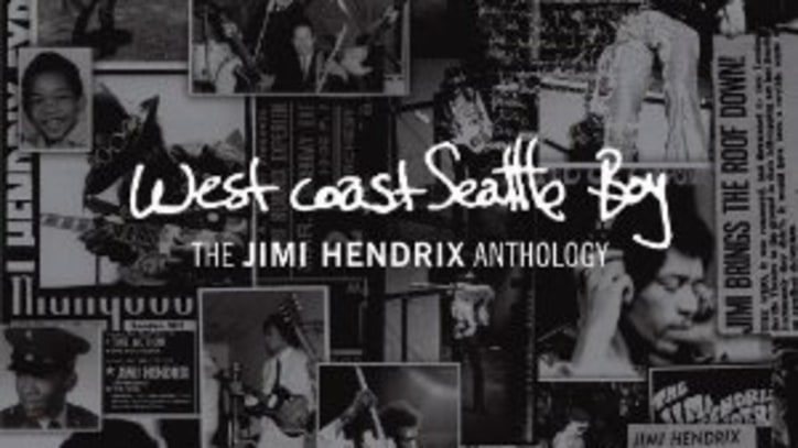 West Coast Seattle Boy - The Jimi Hendrix Anthology Experience