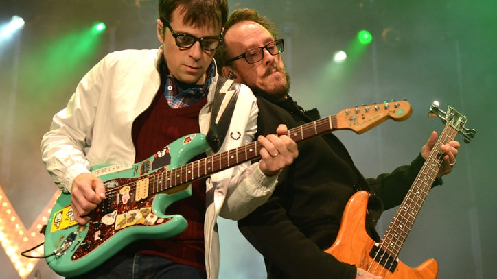 Weezer Teaser: Band Returns to Studio in Cryptic New Clip