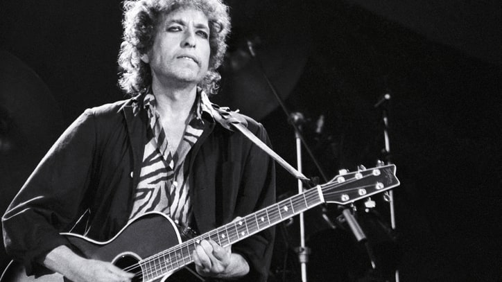'Bob Dylan in the '80s: Volume One' Tribute Album Streaming Now