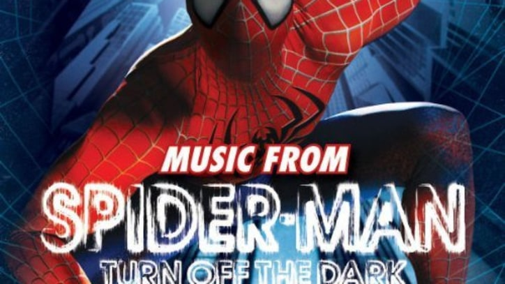 Music From 'Spider-Man: Turn Off The Dark'