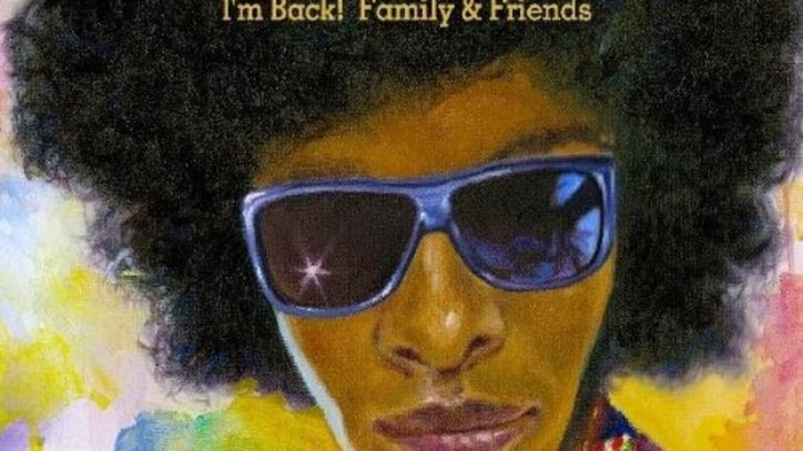 I'm Back! Family & Friends