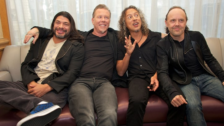 Metallica Talk 'Effortless' Dio Tribute: Hear It Here First