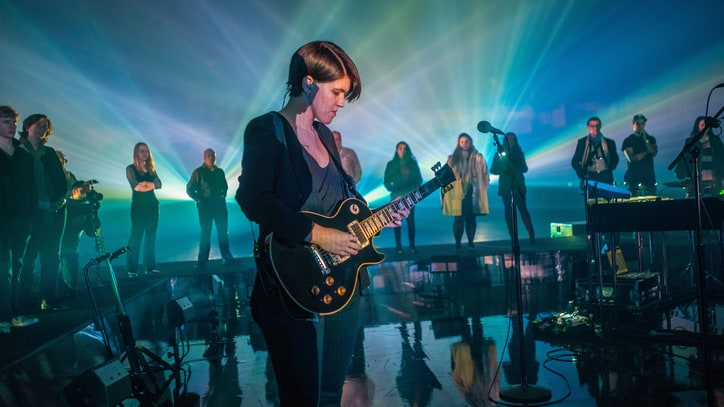 The xx Play to Crowd of 40 as Intimate NYC Armory Shows Begin