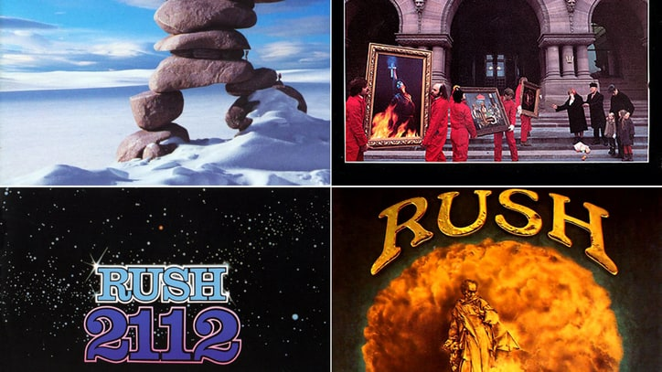 Weekend Rock Question: What Is Rush's Greatest Album?