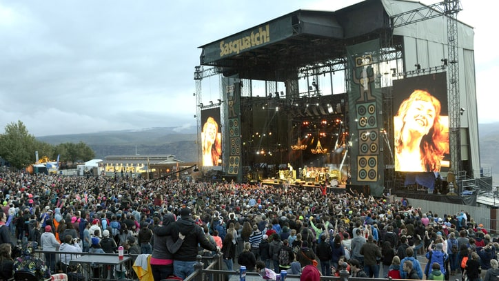 Sasquatch! Festival Cancels Second Weekend