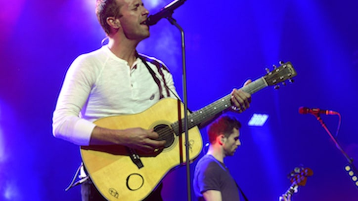 Coldplay Debut 'Ghost Stories' on a Soundstage at Intimate L.A. Show