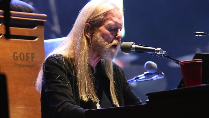 Allman Brothers Postpone 4 Shows due to Gregg Allman's Bronchitis